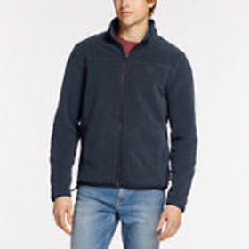 Timberland Men's Essential Full-Zip Fleece Jacket
