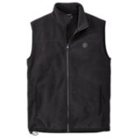 Timberland Men's Essential Full-Zip Fleece Vest