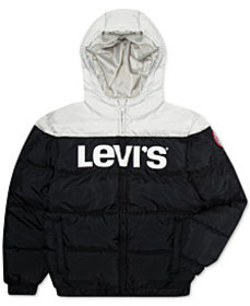 Levi's® Big Boys Logo Puffer Jacket