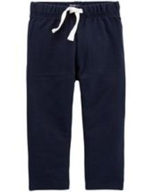 carters Toddler Boy French Terry Pants