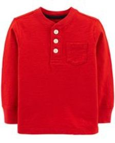 Osh Kosh Toddler BoyHenley Shirt