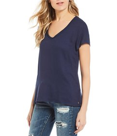 Roxy Bratan Sunset Short Sleeve Top