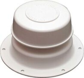 Replace-All Plumbing Vent Only - Polar White