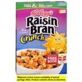 Raisin Bran Crunch Cereal