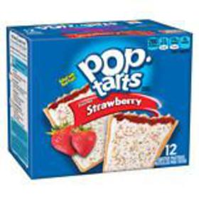 Kellogg's Pop Tarts Frosted Strawberry Toaster Pas