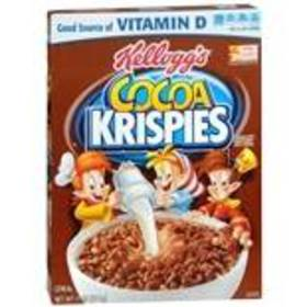 Cocoa Krispies Cereal Chocolate