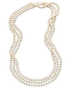 """100"""" Cultured Freshwater Pearl Endless Strand Neck"""