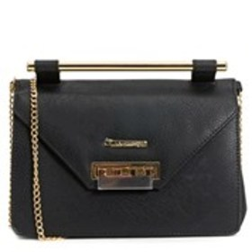 RAMPAGE Rampage Faux Leather Clutch with Lock