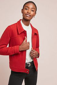 Anthropologie Highway Moto Jacket
