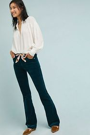 Anthropologie Pilcro Corduroy High-Rise Bootcut Je