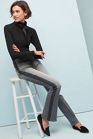 Anthropologie MOTHER The Insider High-Rise Bootcut