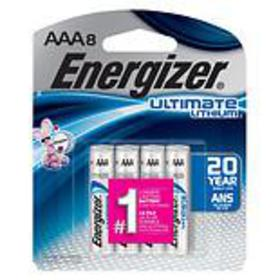Energizer Ultimate Lithium AAA Batteries AAA