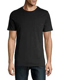 Jack & Jones Noos Cotton Pocket Tee BLACK