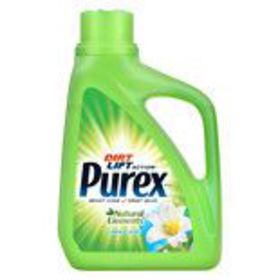 Ultra Purex Natural Elements Laundry Detergent Liq
