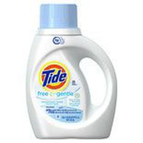 Tide Free High Efficiency Liquid Detergent