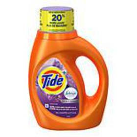 Tide With Febreze Freshness Liquid Detergent Sprin