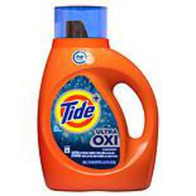 Tide Ultra Oxi Liquid Detergent