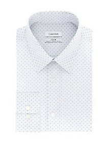 Calvin Klein Regular-Fit Non-Iron Dress Shirt CORN