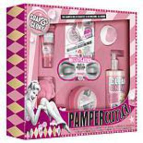 Soap & Glory Pamperama Pink Big Set Gift