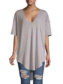 Free People Ronnie Tee GREY
