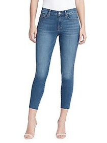 William Rast Perfect Ankle Skinny Jeans BLUE