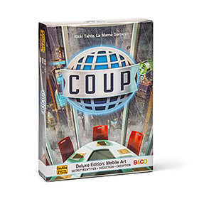 Coup Deluxe Edition: Mobile Art - Exclusive