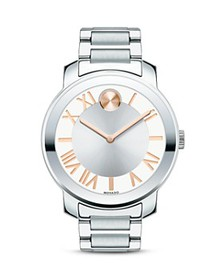 Movado BOLD - Movado BOLD Luxe Stainless Steel Wat