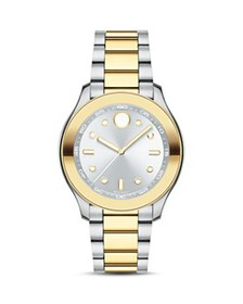 Movado BOLD - Two Tone Sport Watch, 38mm