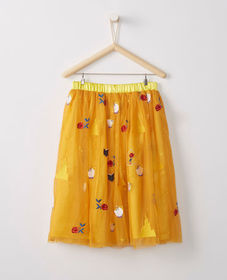 Hanna Andersson Disney Princess Tulle Skirt