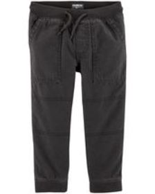 carters Baby Boy Canvas Joggers
