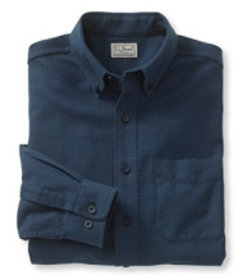LL Bean Wicked Good Flannel Shirt, Traditional Fit