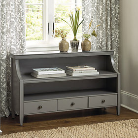 Sidney 3-Drawer Console Table
