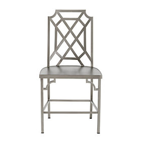 Colette Metal Chairs Set home furnishing