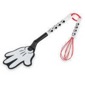 Disney Mickey Mouse Spatula and Whisk Set - Disney