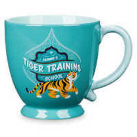 Disney Jasmine Tiger Training School Mug