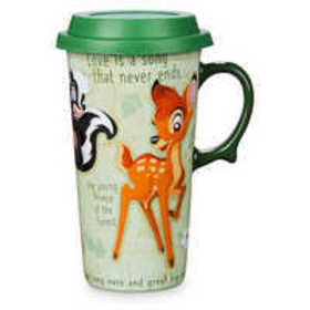 Disney Bambi Travel Mug