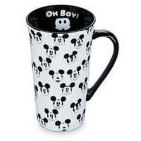 Disney Mickey Mouse Latte Mug