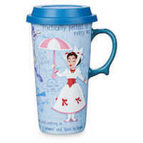 Disney Mary Poppins Travel Mug