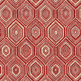 Maranell Red Fabric by the Yard