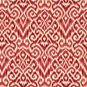 Kirby Red Fabric by the Yard