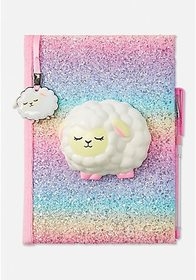 Justice Sheep Squish Journal
