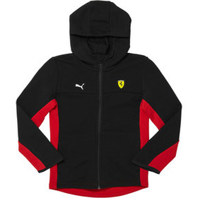 Puma Scuderia Ferrari Kids Hooded Sweat Jacket
