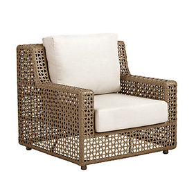Provincetown Lounge Chair with Cushions