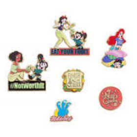 Disney Vanellope and Princesses from Ralph Breaks
