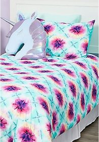Justice Tie Dye 5-Piece Bed in a Bag - Twin Size