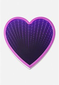 Justice Heart Infinity Light and Mirror