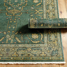 Casa Florentina Lamontagne Hand Knotted Rug