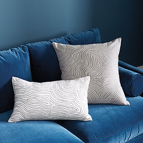 Mara Crewel Pillow Covers