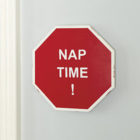 Bunny Williams Naptime Sign
