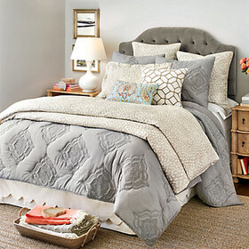 Arabesque Embroidered Bedding